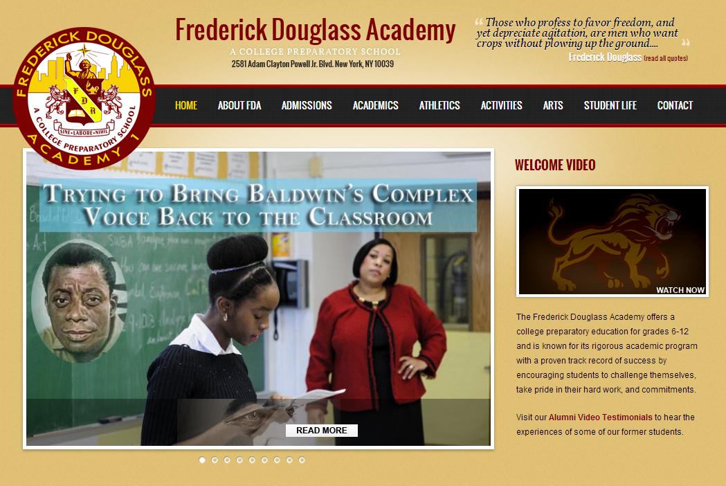 Frederick Douglas Academy